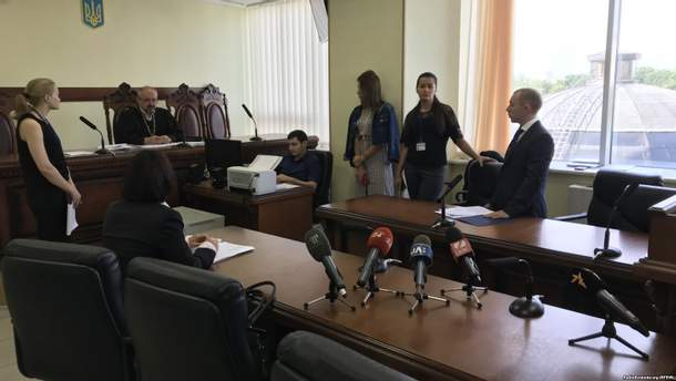 Суд отложил рассмотрение апелляции Седлецкой относительно разрешения на доступ ГПУ к ее телефону