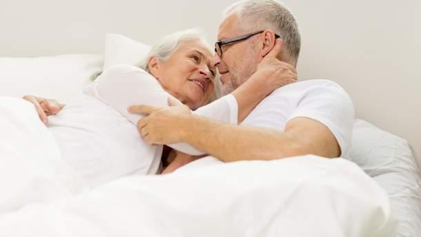 Слабоумие не влияет на сексуальную жизнь пожилых людей