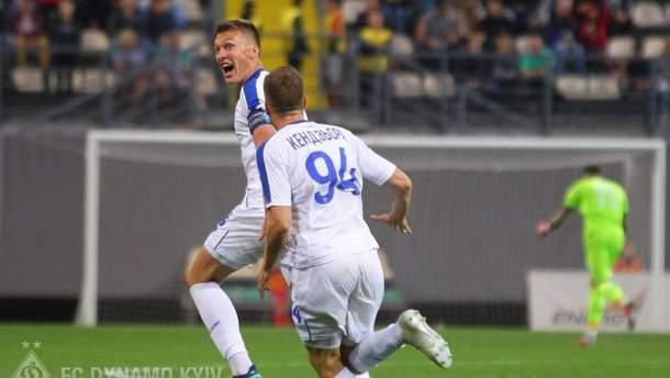 Зоря – Динамо відео голів матчу 16 вересня