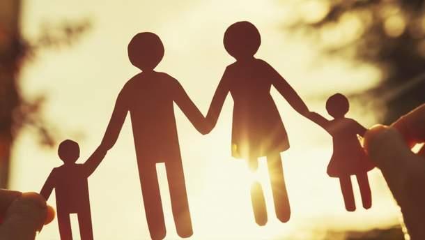 Семья – самое дорогое, что есть у человека