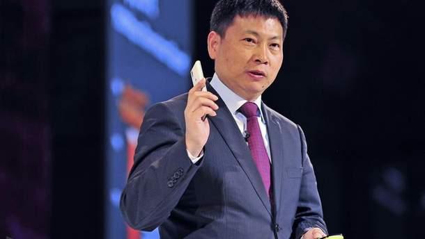 Глава Huawei Ричард Ю