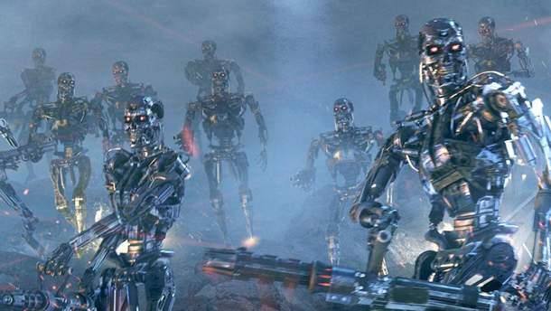 Когда роботы могут перейти к массовому убийству людей