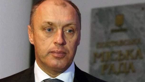 Мэра Полтавы Мамая отправили в отставку