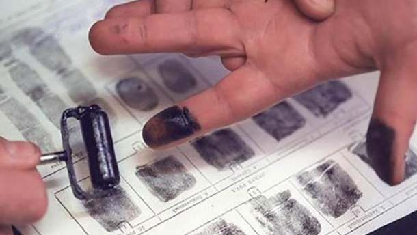 Боевики Донецка заставляют всех сдавать отпечатки пальцев