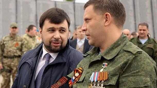 В убийстве Захарченко Пушилин обвинил СБУ и западные спецслужбы