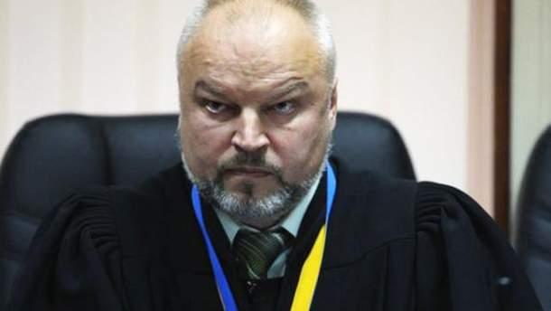 Напад на суддю Сергія Дячука в Києві