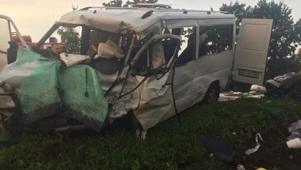 Автобус із українцями потрапив у ДТП в Росії