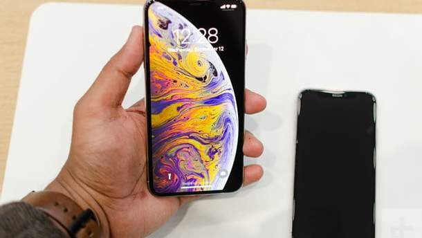 iPhone Xs встановив рекорд продуктивності