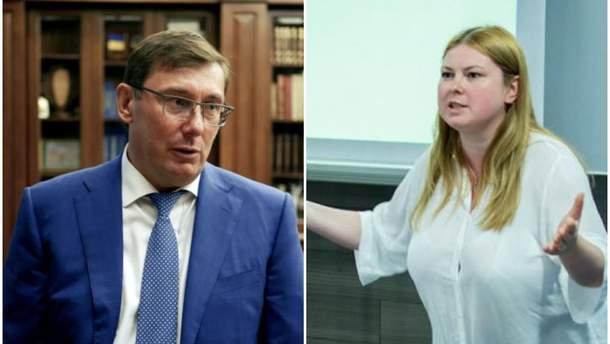Луценко заявил, что экс-участников АТО, которые подозреваются в нападении на Гандзюк, убедили давать показания их командиры