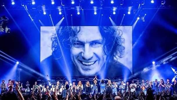 Кузьмі – 50: фото та відео з концерту