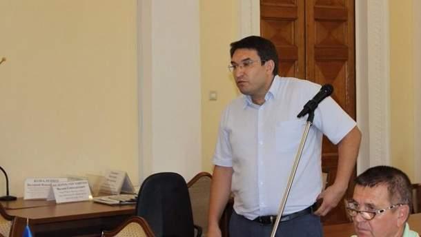 Сергій Калініченко свого часу популяризував патріотизм серед чиновників на Дніпропетровщині, а зараз служить на окупантів у Криму