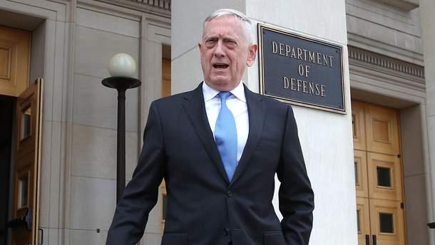 Трамп хоче звільнити очільника Пентагону Меттіса, – NYT