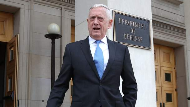 Трамп хочет уволить главу Пентагона Мэттиса, – NYT