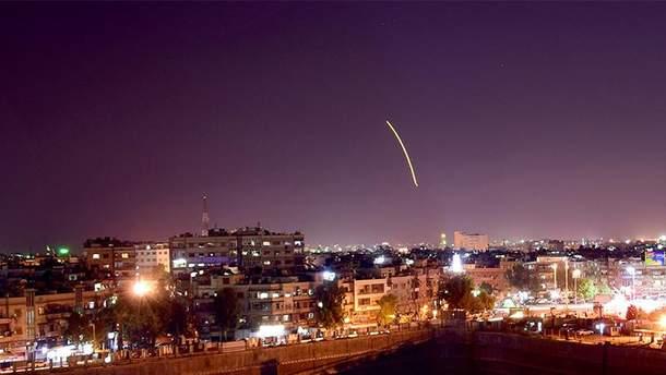 Израиль ударил ракетами по аэропорту Дамаска