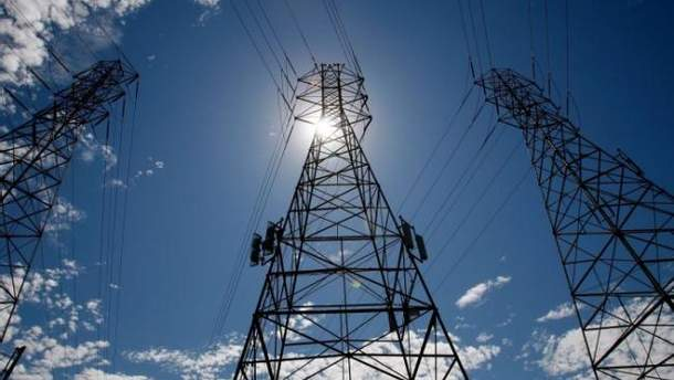 Енергопостачання в Крим
