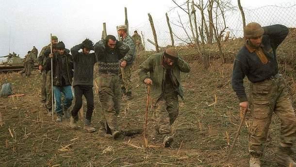 В сети появилась информация о зверствах России в Чечне (иллюстративное фото)