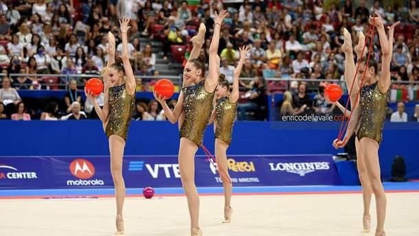 Украинки завоевали бронзовые награды