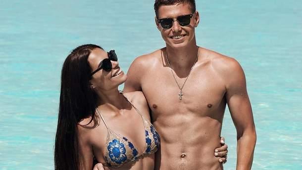 Матвієнко зробив пропозицію своїй дівчині