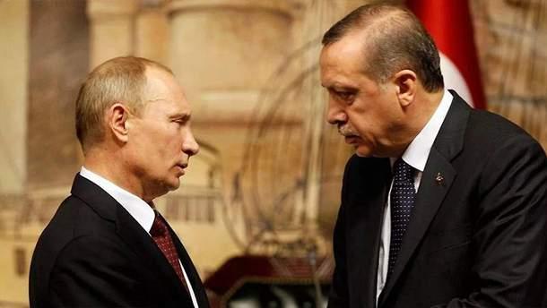"""Эрдоган рассчитывает на """"новую надежду"""" для региона по итогам встречи с Путиным"""