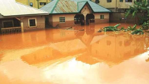 Наводнения в Нигерии унесли жизни более сотни людей