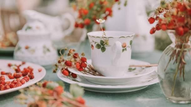 Как чай влияет на творчество