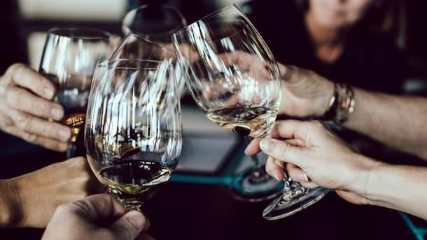Чому дегустація вина корисна