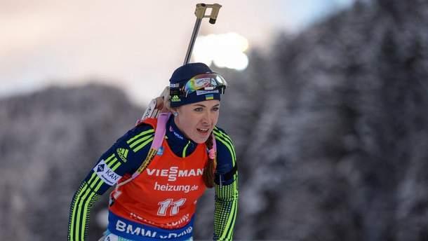 Юлия Джима приняла участие в чемпионате Словении
