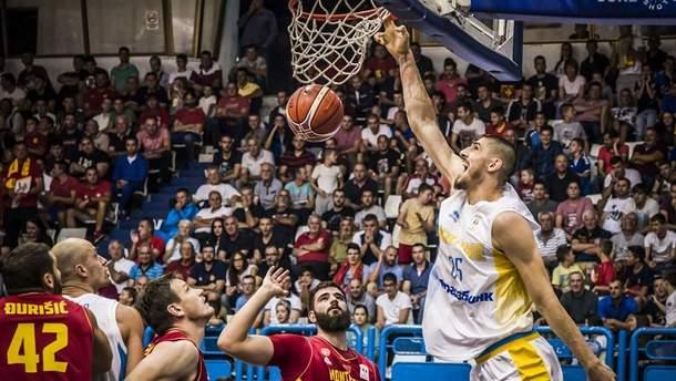 Черногория – Украина: результат и обзор матча