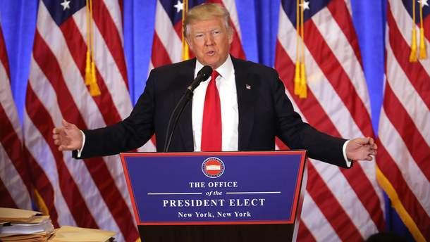Трамп оголосив про введення мит накитайські товари