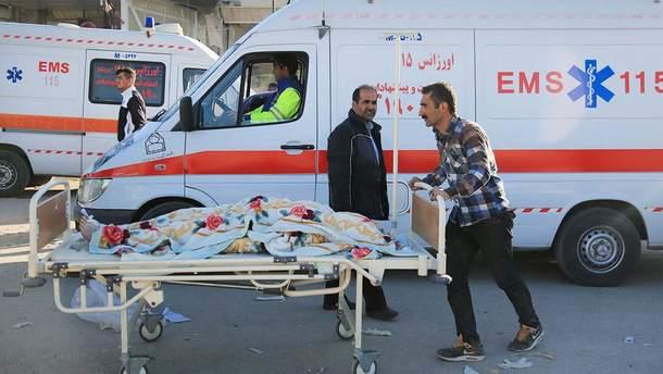 Столкновение пассажирского автобуса с бензовозом: более 20 человек погибли (иллюстративное фото)