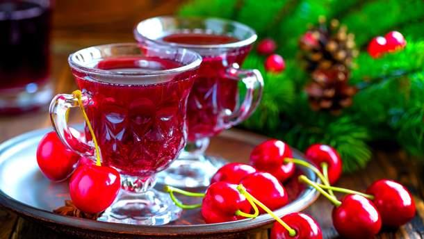 Що станеться, якщо пити дві склянки вишневого соку щодня