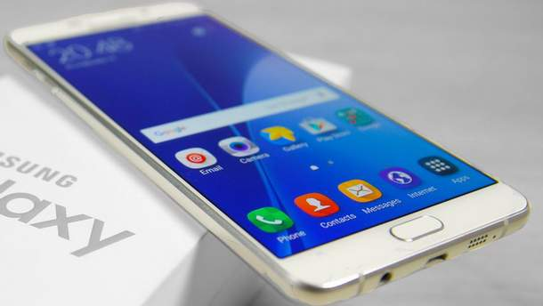 Samsung презентує Galaxy A9 Pro