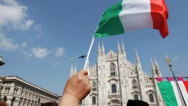 В Італії хочуть послабити санкції проти РФ