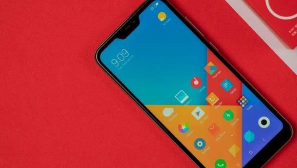 Смартфон Xiaomi Redmi Note 6 Pro  засвітили на відео