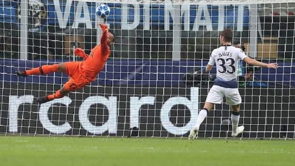 Интер – Тоттенхэм результат матча Лиги чемпионов