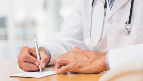 Супрун назвала причину нерозбірливого почерку лікарів