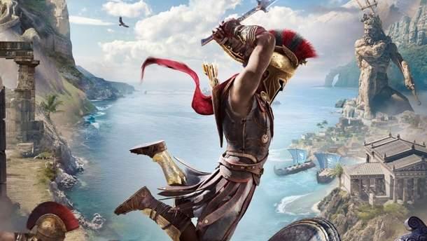 Ubisoft выпустила дополнение к игре Assassin's Creed Odyssey
