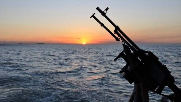 Боротьба за Азовське море