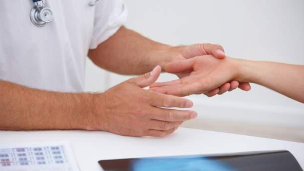 Почему вены на руках становятся более заметными