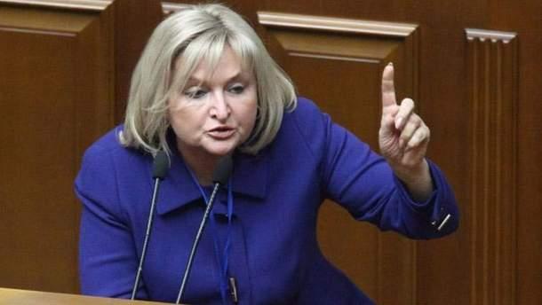 """""""Гавкають Моськи, коли слон іде"""": через Тимошенко у Раді зчепились нардепки Луценко і Кужель"""