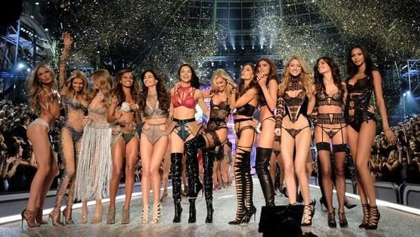 Показ Victoria's Secret 2017 год в Китае