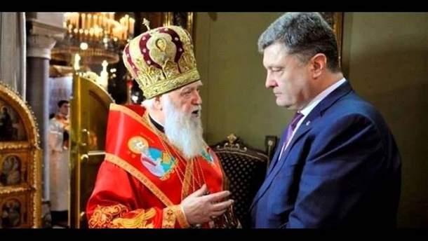 Как повлияет на рейтинг Порошенко вопрос Единой поместной церкви?