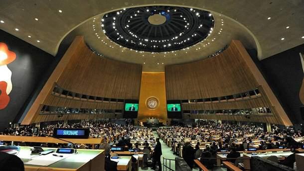 На Генасамблеї ООН питання Сенцова і бранців Кремля має стати головним