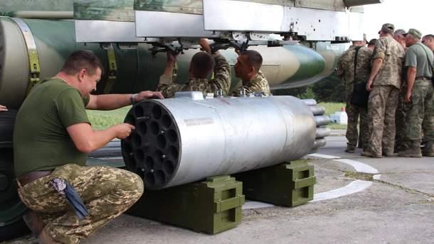 Порошенко похвалився новими українськими ракетами: відео