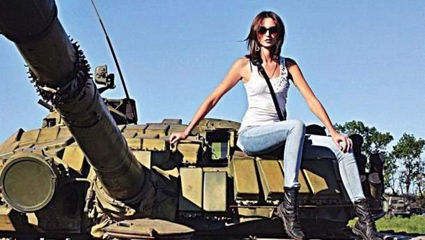 Поплічниця окупантів закликала росіян їхати з Донбасу геть