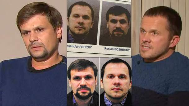 Експерт пояснила причину раптового зникнення підозрюваних у отруєнні Скрипалів – Петрова та Боширрова
