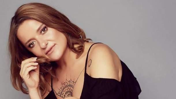 Наталія Могилевська записала пісню про Кузьму