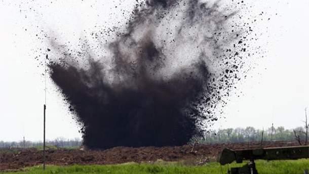 Чоловік підірвався на невідомій вибухівці на Донеччині