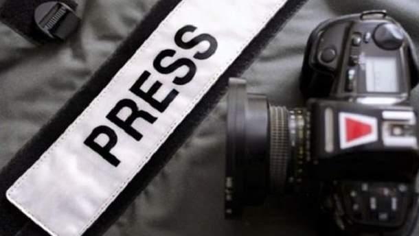 За 3 месяца в Украине 32 раза нарушили права журналистов и активистов