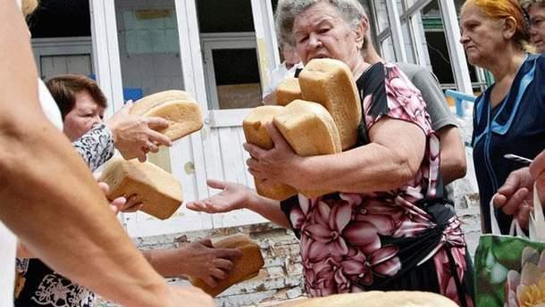События на Донбассе уже не визывают жалости, а воспринимаються, как должное
